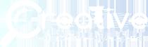 Creative White Logo
